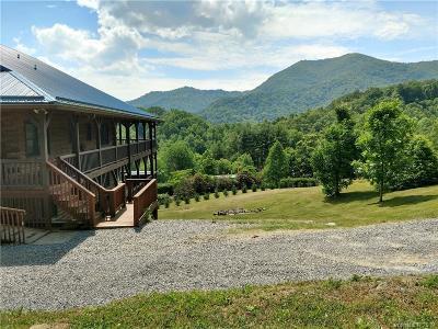 Haywood County Single Family Home For Sale: 212 Moonbeam Lane
