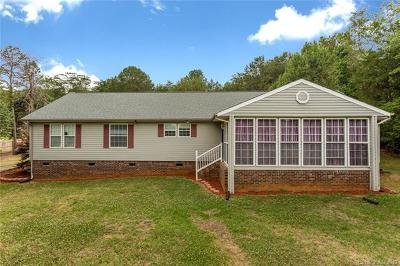 Maiden Single Family Home For Sale: 130 Bob Cook Road
