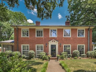 Charlotte Single Family Home For Auction: 2524 Oxford Place