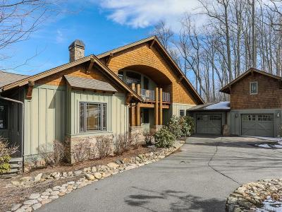 Single Family Home For Sale: 204 Rocky Knob Road