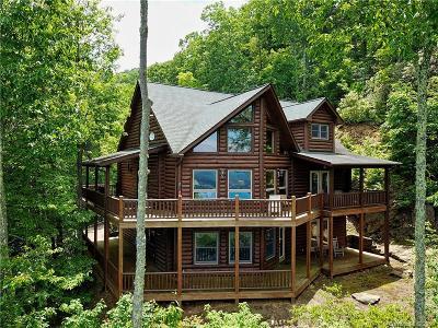 Haywood County Single Family Home For Sale: 53 Kamama Trail