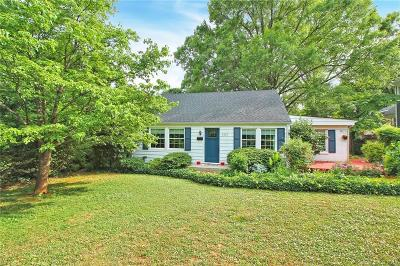 Single Family Home For Sale: 3220 Barnhill Drive