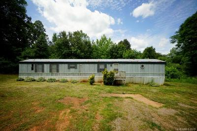 Statesville Single Family Home Under Contract-Show: 165 Cedar Ridge Loop