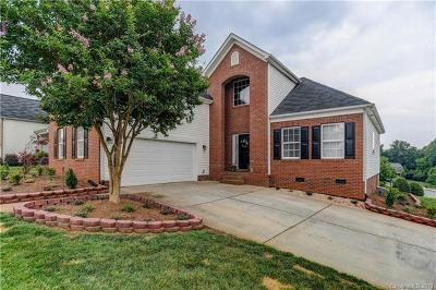Statesville Single Family Home For Sale: 102 Planters Drive