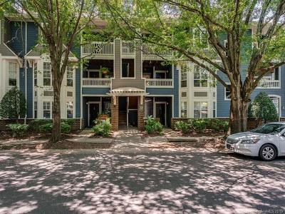 Charlotte Condo/Townhouse Under Contract-Show: 424 Mather Green Avenue #J
