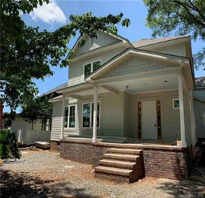 Charlotte Condo/Townhouse For Sale: 425 Pecan Avenue