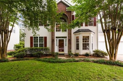 Charlotte Single Family Home Under Contract-Show: 6624 Reedy Creek Road