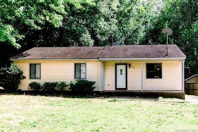 Charlotte Single Family Home For Sale: 10154 Woody Ridge Road