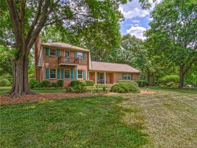 Concord Single Family Home Under Contract-Show: 6206 Providence Court