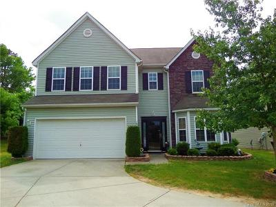 Charlotte Single Family Home For Sale: 1603 Swan Drive