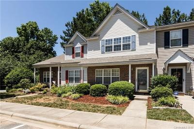 Charlotte Condo/Townhouse Under Contract-Show: 10727 Holly Ridge Boulevard