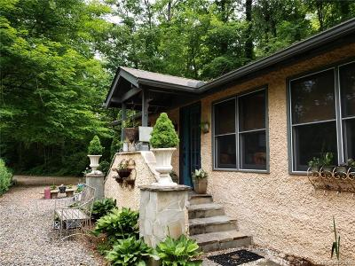 Bat Cave, Gerton Single Family Home Under Contract-Show: 126 Kelly Hill Road