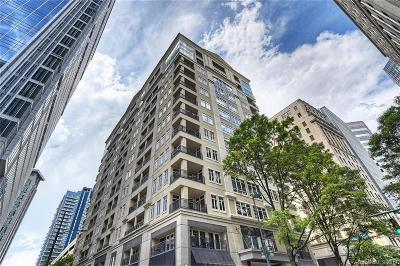 Condo/Townhouse Under Contract-Show: 230 S Tryon Street #201