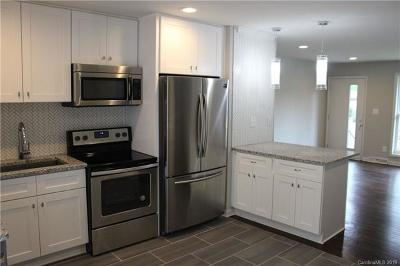 Charlotte Condo/Townhouse For Sale: 3109 Erskine Drive