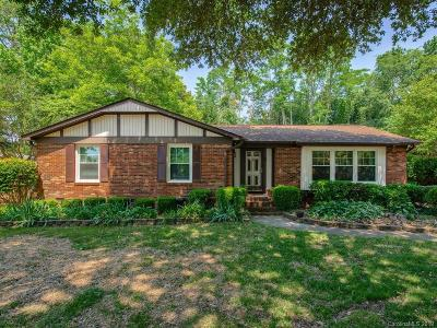 Single Family Home Under Contract-Show: 5717 Alanhurst Place