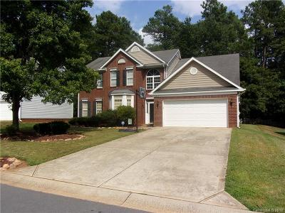 Charlotte Single Family Home For Sale: 6912 Reedy Creek Road