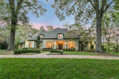 Charlotte Single Family Home For Sale: 7535 Valleybrook Road