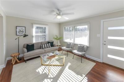 Charlotte Single Family Home For Sale: 1900 Grier Avenue