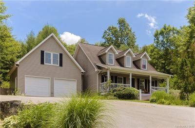 Madison County Single Family Home Under Contract-Show: 329 Bull Creek Road