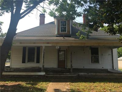 China Grove Single Family Home For Sale: 501 N Main Street