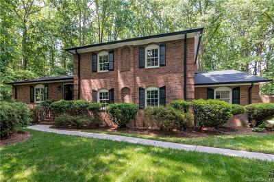 Hickory Grove Single Family Home Under Contract-Show: 7222 Applecross Lane