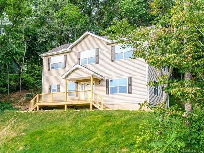 Weaverville Single Family Home For Sale: 26 Brigman Road