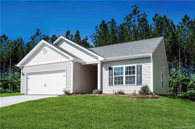 Charlotte Single Family Home Under Contract-Show: 4036 Munson Drive