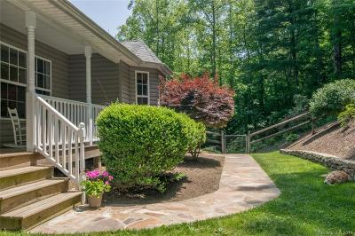 Asheville Single Family Home For Sale: 5 Angel Circle