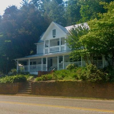 Jackson County Single Family Home For Sale: 364 Haywood Road