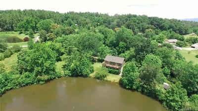 Single Family Home For Sale: 522 Cane Creek Road