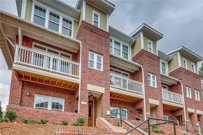 Wesley Heights Condo/Townhouse Under Contract-Show: 110 Summit Avenue #37