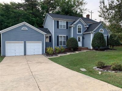 Matthews Single Family Home Under Contract-Show: 3011 Williams Station Road