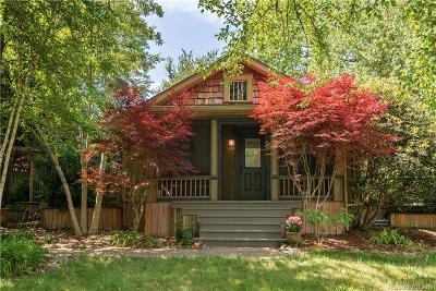 Weaverville Single Family Home For Sale: 7 Oakland Street
