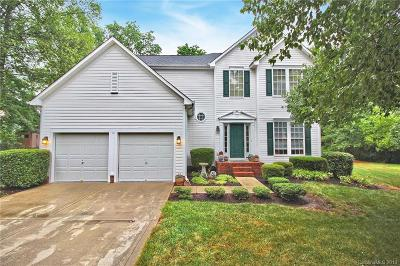 Single Family Home For Sale: 4604 Hunters Pointe Court