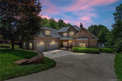 Charlotte Single Family Home Under Contract-Show: 4637 River Bluff Court