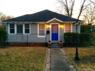 Single Family Home For Sale: 907 Chesterfield Avenue