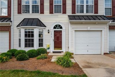 Cabarrus County Condo/Townhouse Under Contract-Show: 3818 Carl Parmer Drive