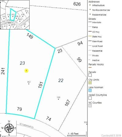 Statesville Residential Lots & Land For Sale: 112 W Tattersall Drive #23
