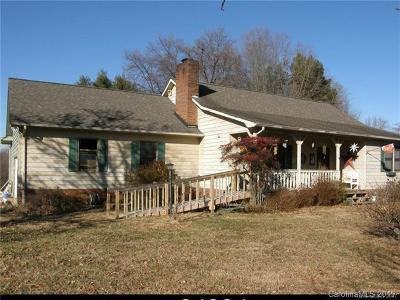 Lincoln County Single Family Home For Sale: 2775 Maiden Highway
