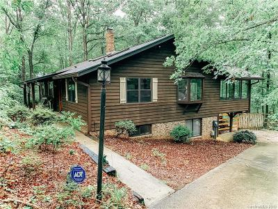 Waxhaw Single Family Home Under Contract-Show: 6920 Old Ridge Road