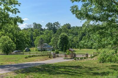 Buncombe County Residential Lots & Land For Sale: 102 Saddle Ridge Drive #1