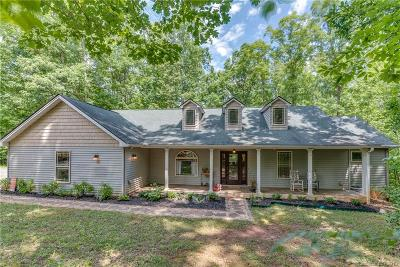 Rutherfordton Single Family Home For Sale: 254 Holly Forest Drive