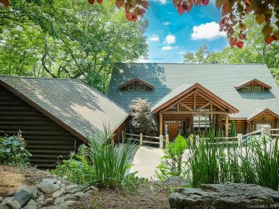 Burnsville Single Family Home For Sale: 85 Rocky Knob Court #117/2