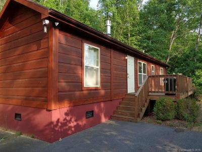 Jackson County Single Family Home For Sale: 266 Cullowhee Heights Road