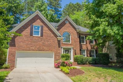 Charlotte NC Single Family Home For Sale: $334,900