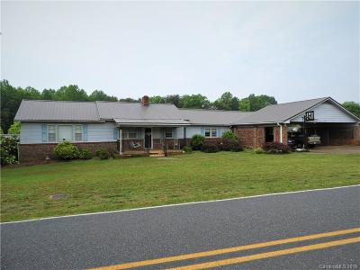 Rutherford County Single Family Home Under Contract-Show: 176 Trinity Church Road