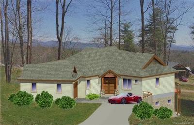 Asheville Single Family Home For Sale: 27 Denali Drive #Lot V-95