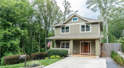 Buncombe County Single Family Home For Sale: 118 Houston Street