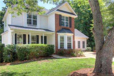 Waxhaw Single Family Home For Sale: 3705 Chesapeake Place