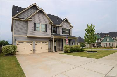 Mooresville Single Family Home For Sale: 134 Cole Drive